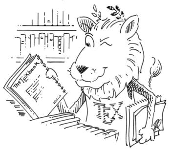 CTAN: The TeX Lion