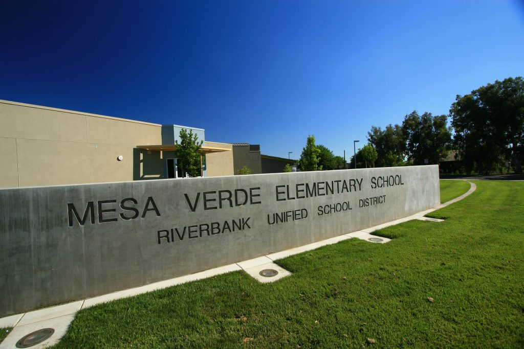 Mesa Verde Elementary School  CT Brayton  Sons Inc