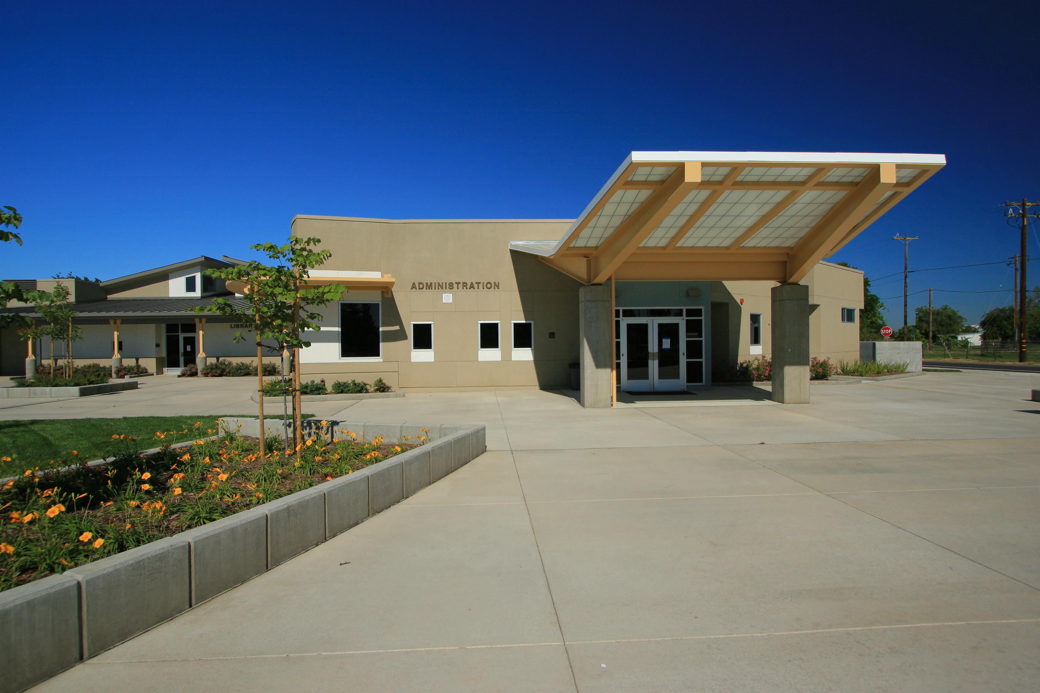 Mesa Verde Elementary School  CT Brayton  Sons Inc