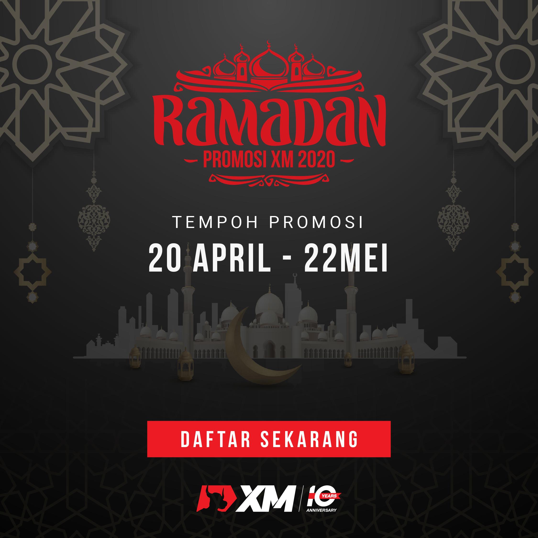 Promosi Ramadan XM 2020