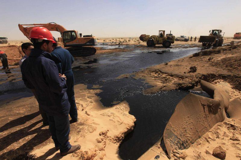 Bekalan Minyak Merosot, Libya Mungkin Menjadi Penghalang