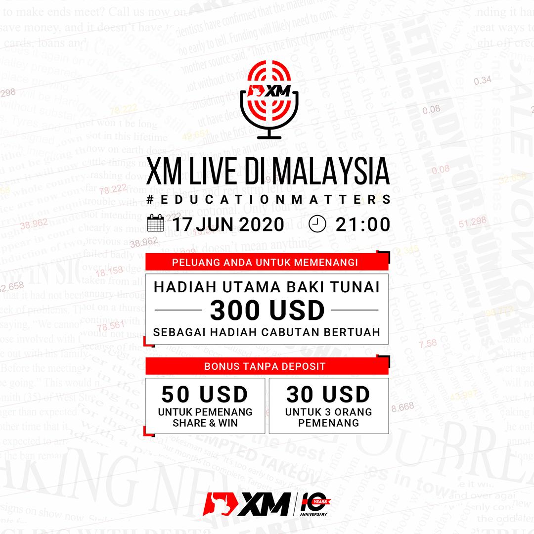 XM Live di Malaysia