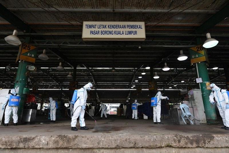 Pasar Borong KL & 16 Pasar Basah Akan Ditutup Setiap Hari Ahad & Isnin