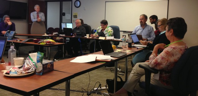 Olympia Command Center: 4pm check-in meeting with FirstLink Colleges and the ctcLink team on-campus support