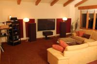 home theater living room setup  Design and Ideas