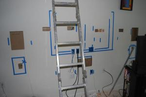 home theater wiring in wall » Design and Ideas