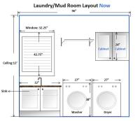 laundry room layout ideas  Design and Ideas