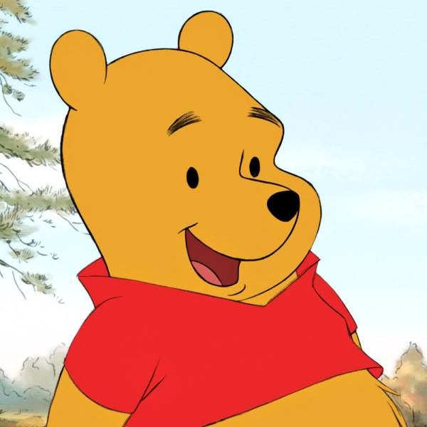 Winnie Pooh Targeted '-naked ' And