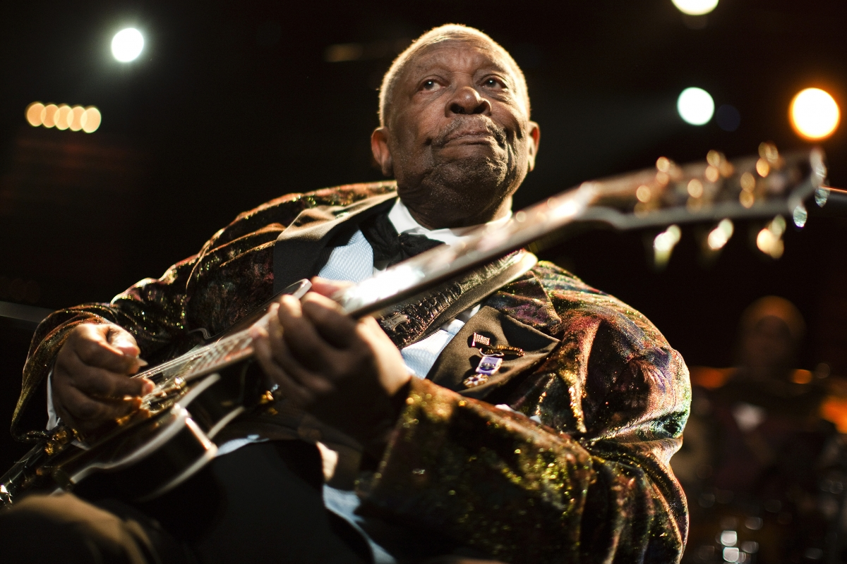 Bb King Ten Things The King Of Blues Said About Faith