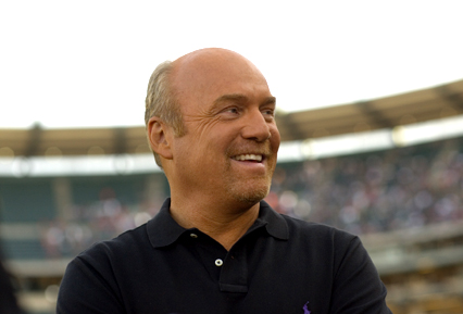 Interview Greg Laurie  Cartoons Hedonism and the True