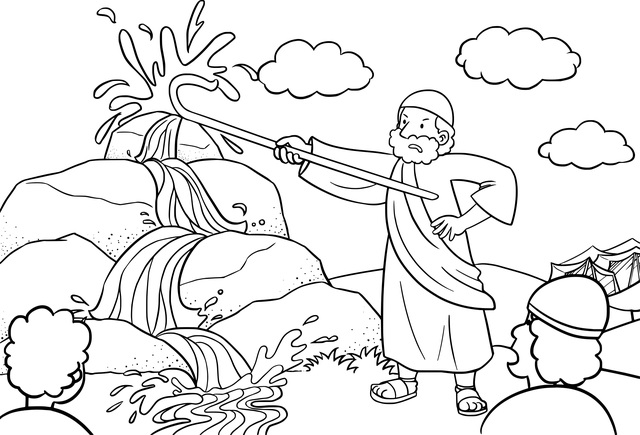 Why did God not let Moses enter the Promised Land?