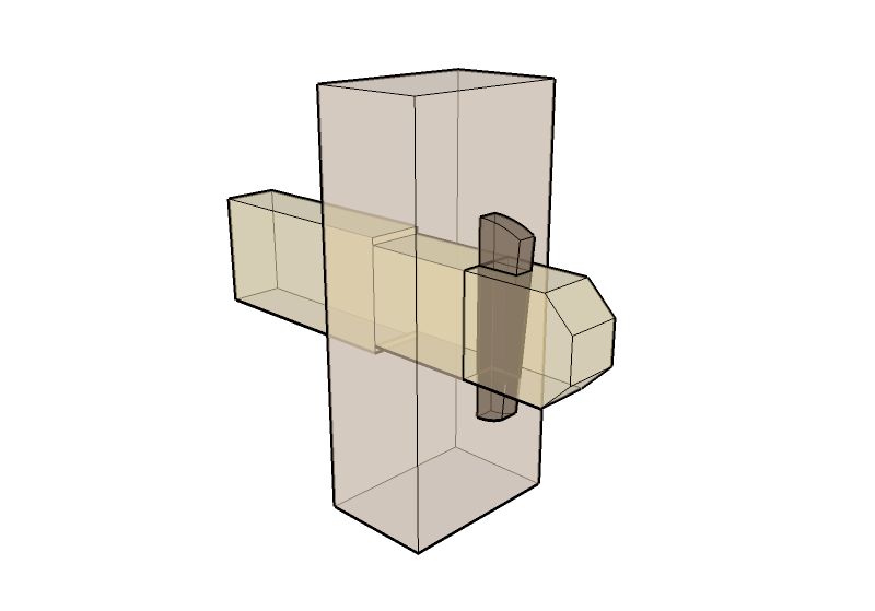 Tusk Mortise And Tenon Joints