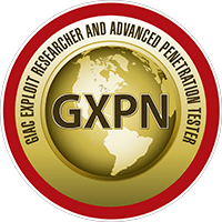 GIAC Exploit Researcher And Advanced Penetration Tester GXPN
