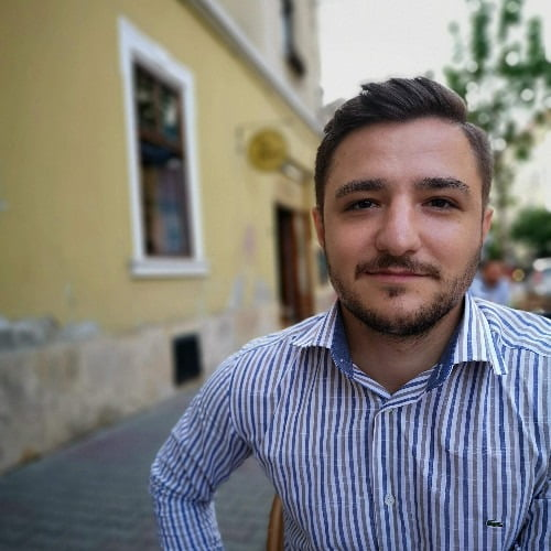 Daniel Ciobanu - Senior Cyber Security Engineer
