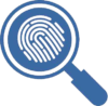 Cyber Forensics and Investigation service icon