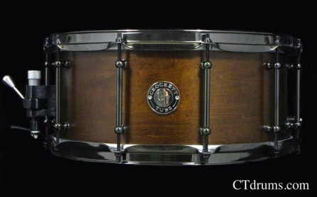 "6.5x14"" Golden Brown Satin Stain"