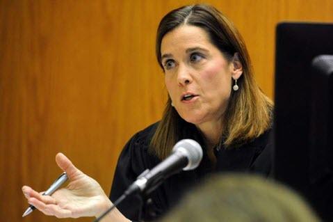 Bridgeport judge