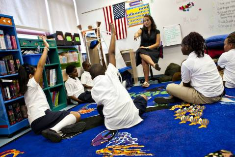 WSJ classroom