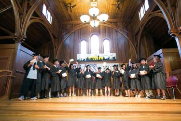 New Haven grads