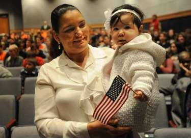 Shelton U.S. citizens
