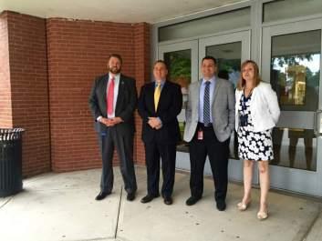 Plainville administrators