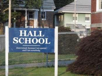 Hall School bridgeport