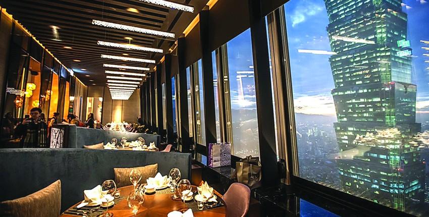 微風南山46樓 SHIN PU YUAN新葡苑四十六開賣 - 工商時報