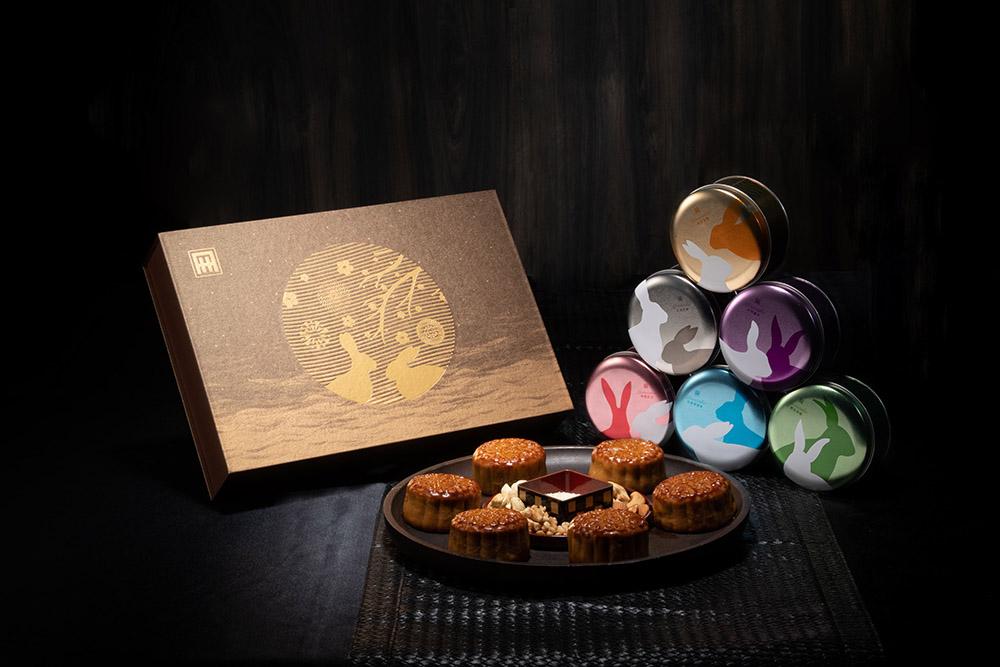 國賓大飯店的月餅每年熱賣超過五萬盒共28萬顆月餅 - 工商時報