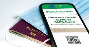 EU Officially Launches Digital Vaccine Passport