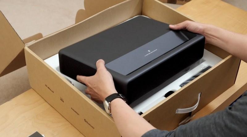 Xiaomi Mijia Laser Projector 1S 4K Price, Specs and Best Deals