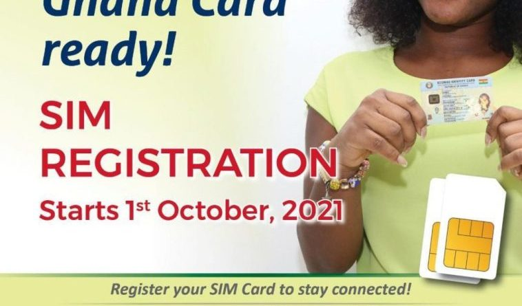 Ghana SIM Card registration: things you should know