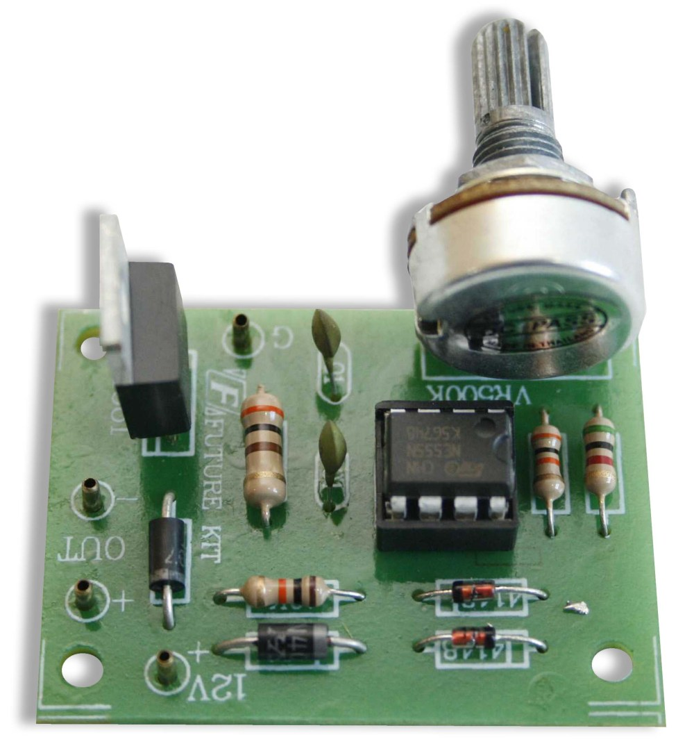 medium resolution of global specialties gsk 804 pwm dc motor speed control kit photo