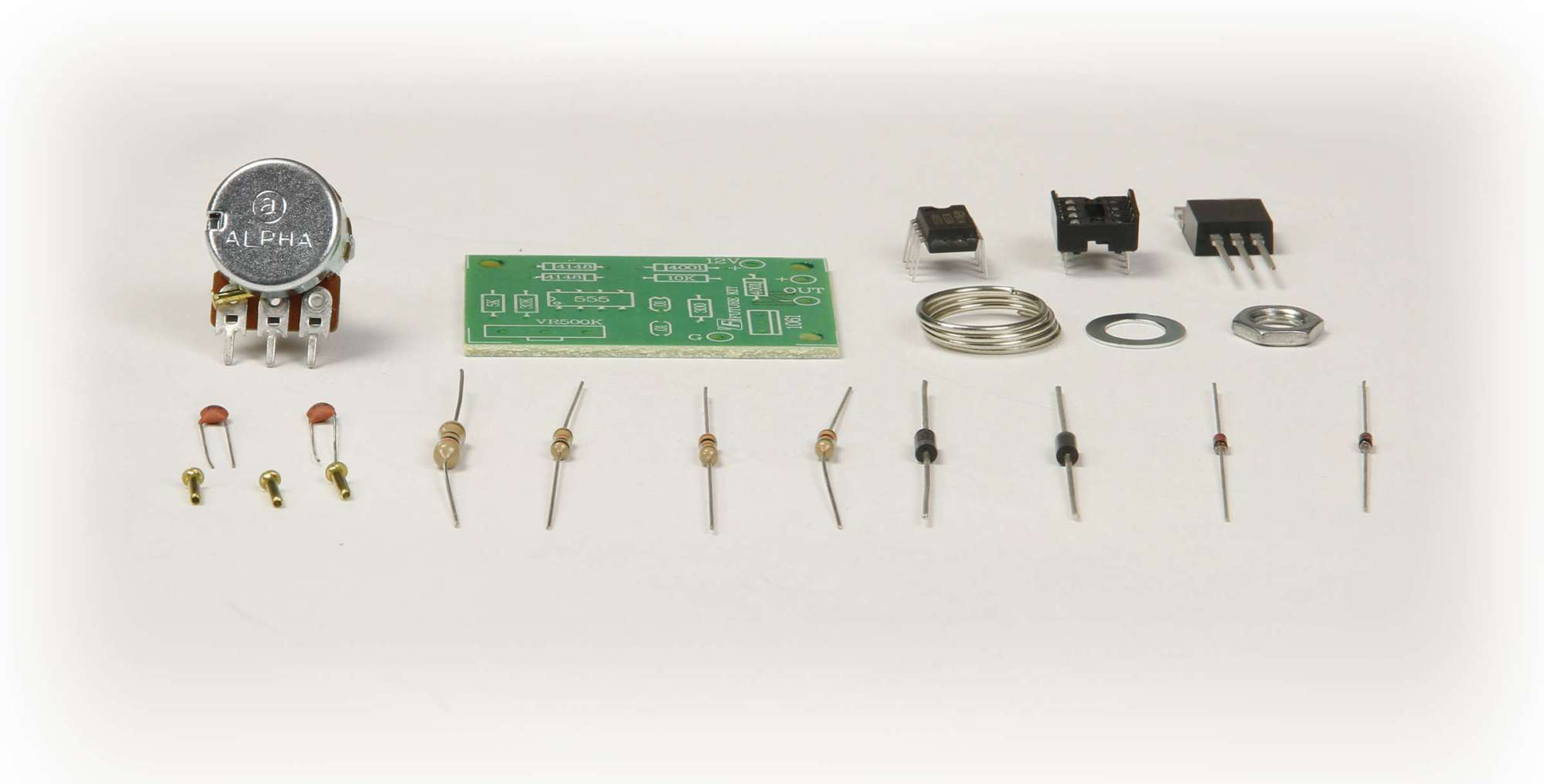 hight resolution of global specialties gsk 804 pwm dc motor speed control kit photo
