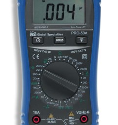 global specialties pro 50a handheld digital multimeter discontinued photo [ 1309 x 2400 Pixel ]