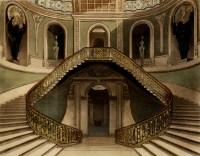 Carlton House [Palace] Staircase circa 1812