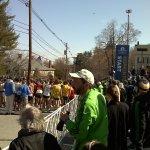 Boston Marathon 2011 Start - Hopkinton