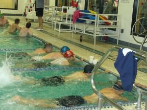 St Joe's Swim Clinic with Coach Jeff Stuart
