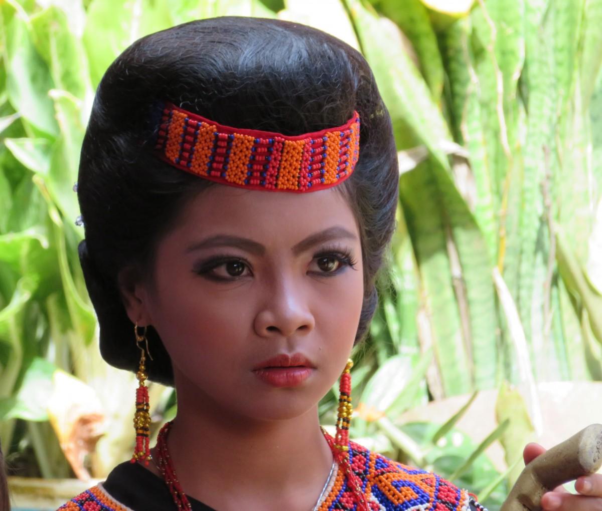gastvrouw Tana Toraja