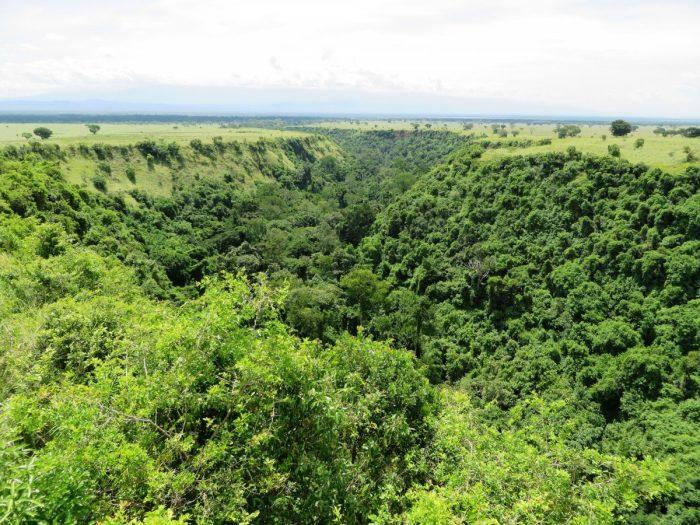 Kyambura kloof