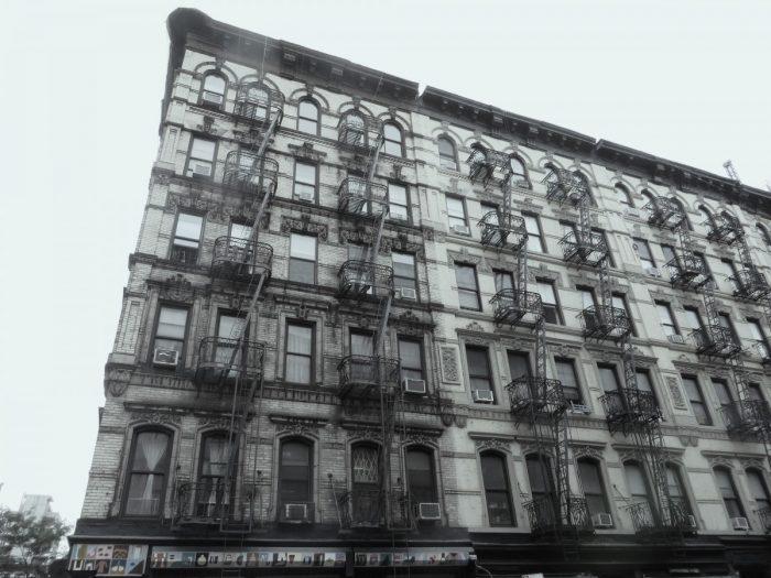Italian District New York