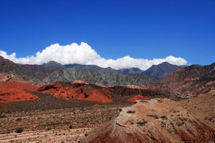 landschap NP los Conchos