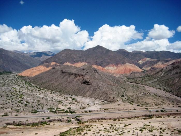omgeving Humahuaca