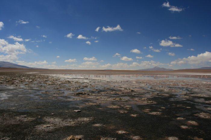 landschap Bolivia