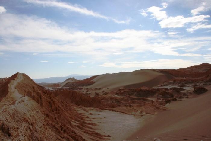 valle de la luna, Chili