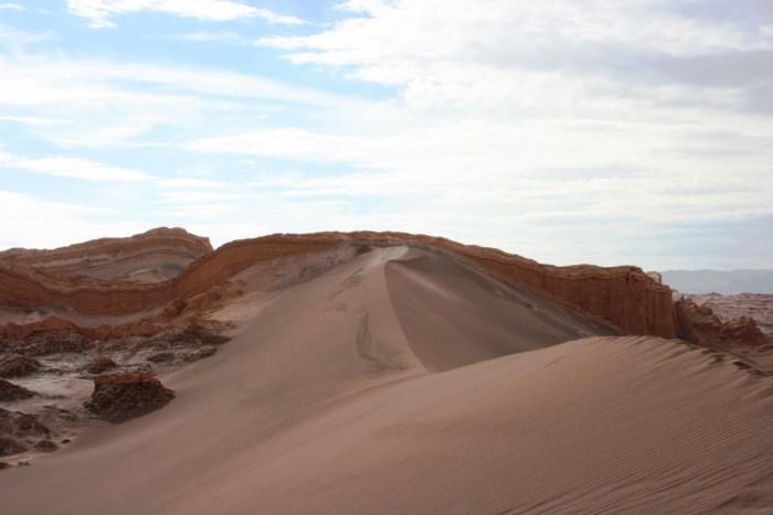 duinen, Atacama Woestijn