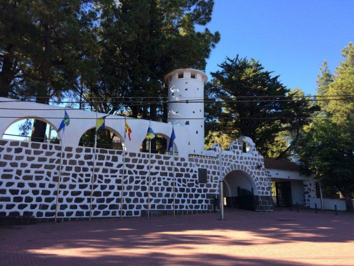 hotel Parador in Cruz de la Tejeda
