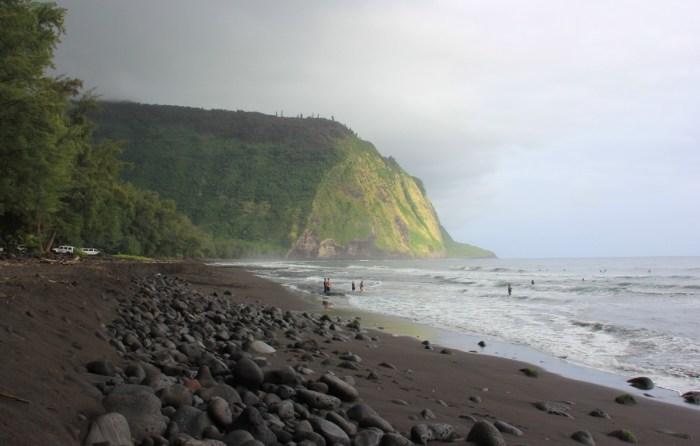 strand waipo valley