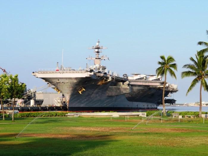 oorlogsschip Pearl Harbor