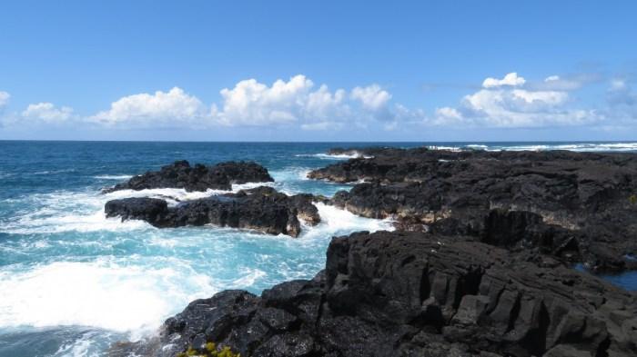 lava stranden Big Island