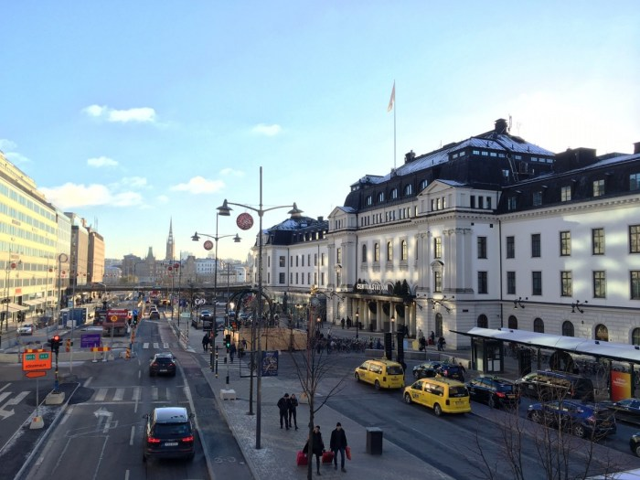 station T-centralen Stockholm